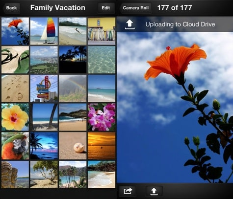 Apps: 1Password, Amazon Cloud Drive Photos, Hue + Running with Friends