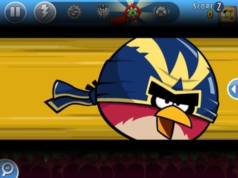 Apps: Angry Birds Friends, Haunted Hollow, Kindle 3.7 + Songza 3.0