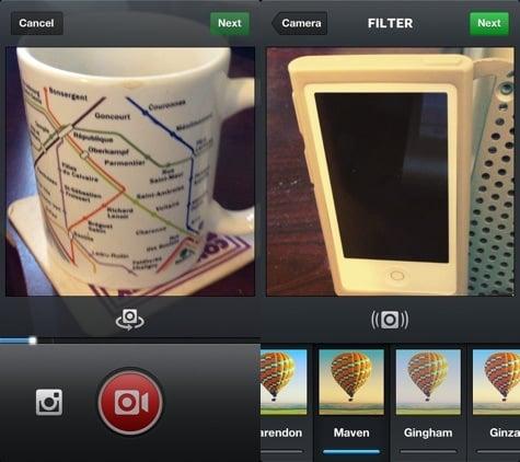 Apps: Instagram 4.0, Lytro, Modern Combat 4 1.1 + XCOM: Enemy Unknown