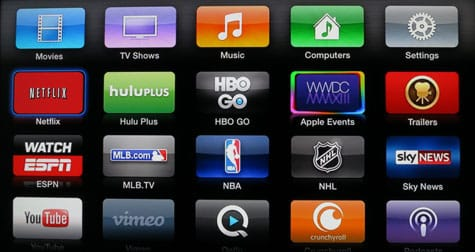 Apple TV Software Update 5.3 adds HBO Go, ESPN, more