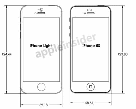Alleged schematic leaks show 2013 iPhone designs
