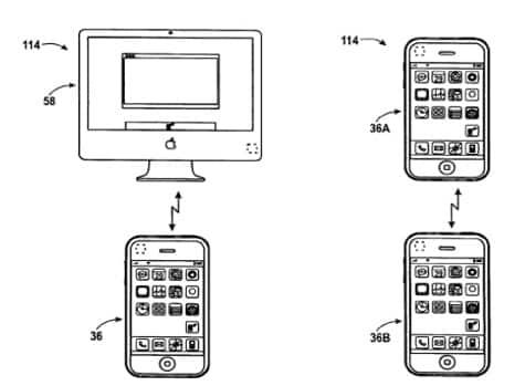 Apple awarded NFC data transfer patent