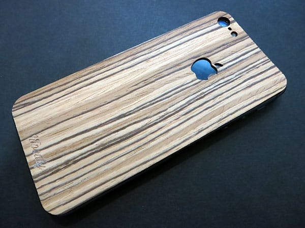First Look: Woodly Wood Covers for iPhone 5