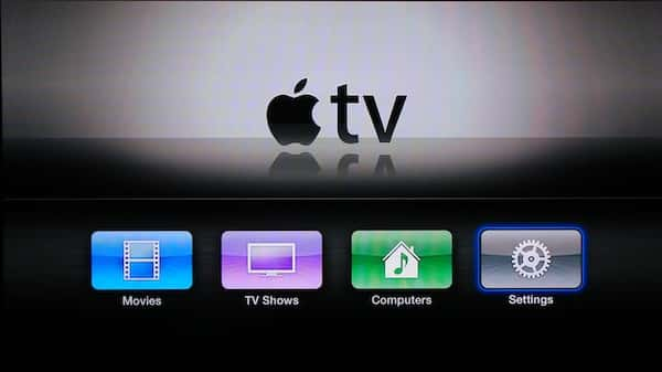 Reorganizing or Hiding Main Menu icons on the Apple TV