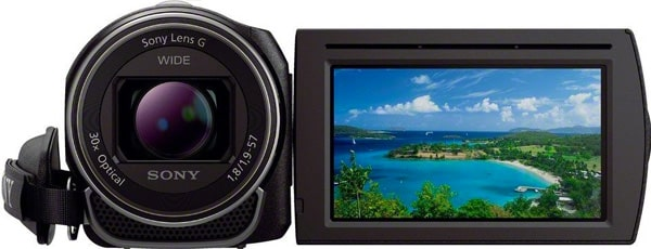 Sony HandyCam HDR-CX430V Camcorder
