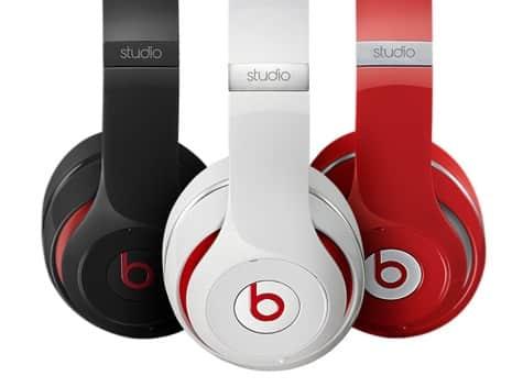 Beats debuts revamped Studio headphones