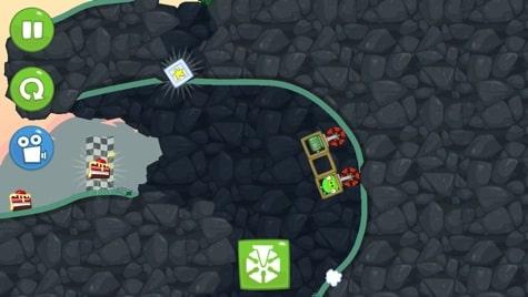 Apps: Bad Piggies 1.4, Cobra iRadar 3.2, Drinkspiration 2.06 + Pac-Man Dash!