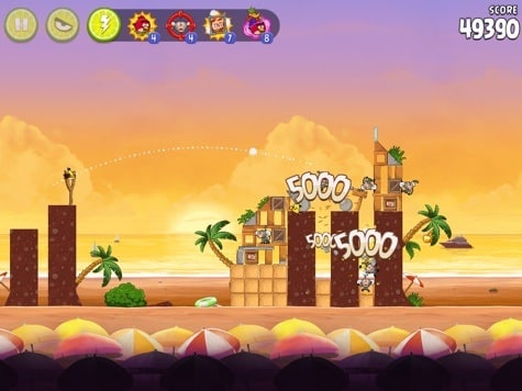 Apps: Angry Birds Rio 1.7, Bank of America 4.3, djay 2 + OpenTable 5.1