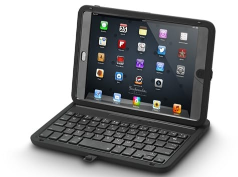 New Trent debuts Airbender Mini keyboard case