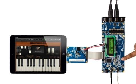 Cypress Semiconductor intros Lightning audio dev kit