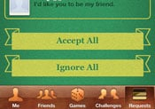 Quickly dealing with Game Center Friend Requests