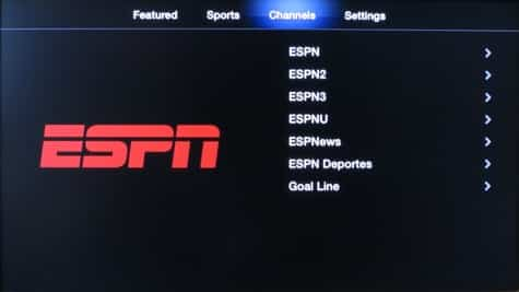 ESPNEWS, ESPN Deportes added to Apple TV