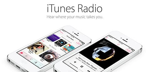 iTunes Radio to debut with select major advertisers
