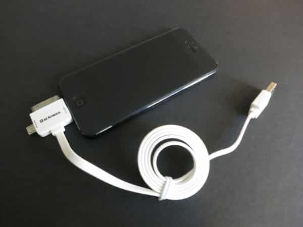 Review: id America CrossLink Universal Sync & Charge Cable