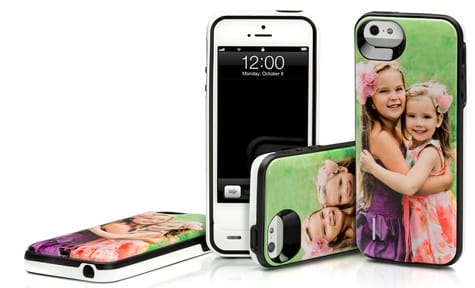 Uncommon intros Power Gallery iPhone 5s custom battery case