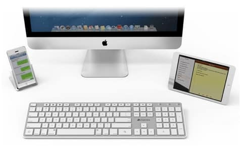 Kanex debuts Multi-Sync Keyboard for iOS, Mac