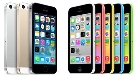 Live updates from Apple's 2013 iPhone Event