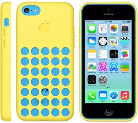 Apple debuts iPhone 5c, 5s Cases