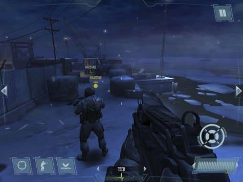 Apps: Call of Duty: Strike Team, Hello Vino 3.0, Real Racing 3 1.3.5 + 2K Drive