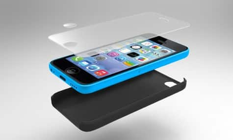 Booq reveals Complete Protection Kit case for iPhone 5C