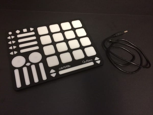 Review: Keith McMillen Instruments QuNeo 3D Multi-Touch Pad Controller for iPad