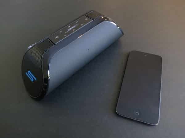 Review: SMS Audio Sync by 50 Portable Bluetooth Wireless Speaker