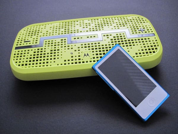 Review: Sol Republic x Motorola Deck Bluetooth Wireless Speaker