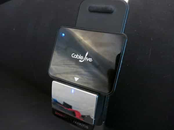 First Look: CableJive dockBoss air Wireless Music Receiver