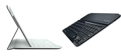 Logitech debuts Ultrathin keyboards, folios, covers for iPad Air