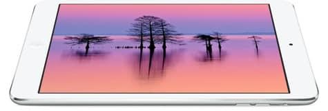 Apple debuts second-gen iPad mini with Retina display