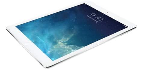 Apple introduces iPad Air