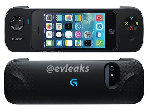 Logitech iPhone game controller leaked?