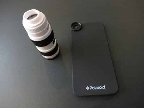 Review: Polaroid 10X Zoom Lens + 16X Zoom/220X Microscope Lens for iPhone 5/5s