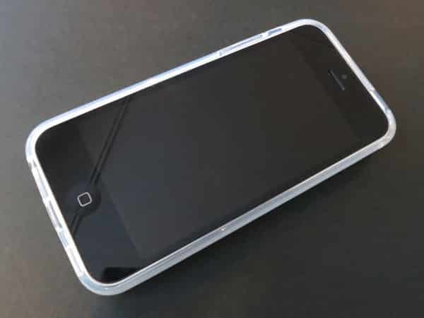 Review: Macally Clear Flexible Protective Case for iPhone 5c