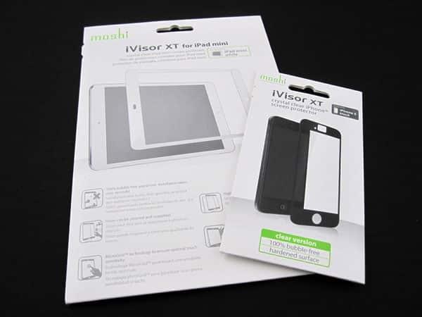 First Look: Moshi iVisor XT for iPad mini + iPhone 5/5s/5c