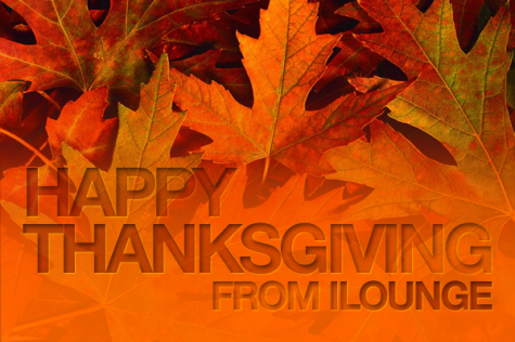 Happy Thanksgiving 2013 from iLounge!