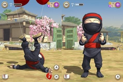Clumsy Ninja released in App Store