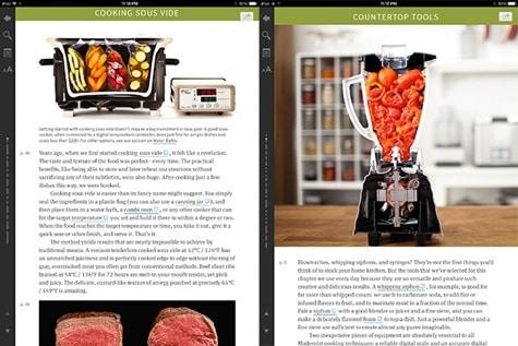 Apps: Modernist Cuisine at Home, PlayStation App, Strangebeard + Tilt to Live 2