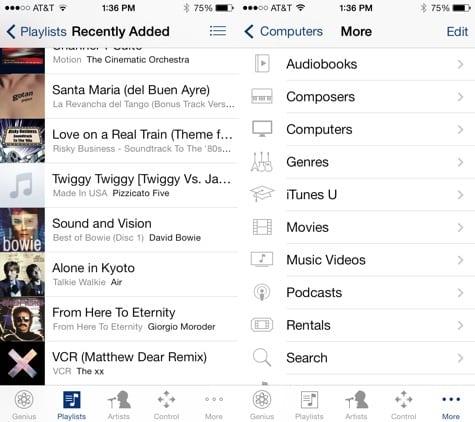 Apple updates Remote app to version 4.0