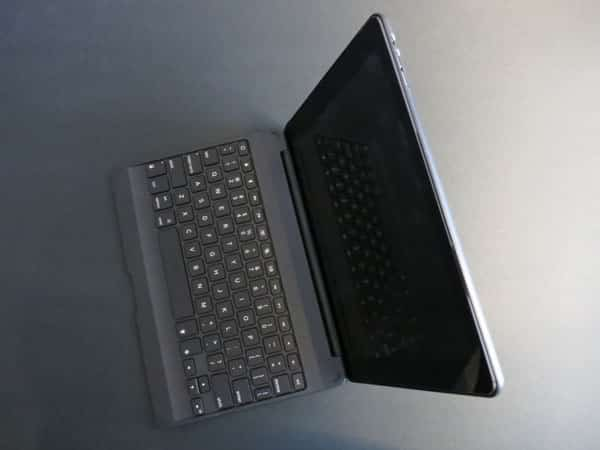 Review: Zagg ZaggKeys Folio with Backlit Keyboard for iPad Air