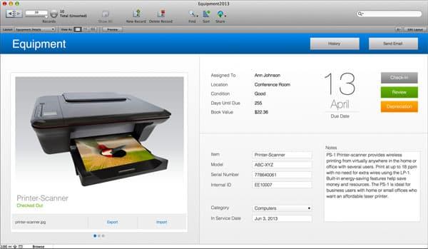 FileMaker, Inc. FileMaker Pro 13