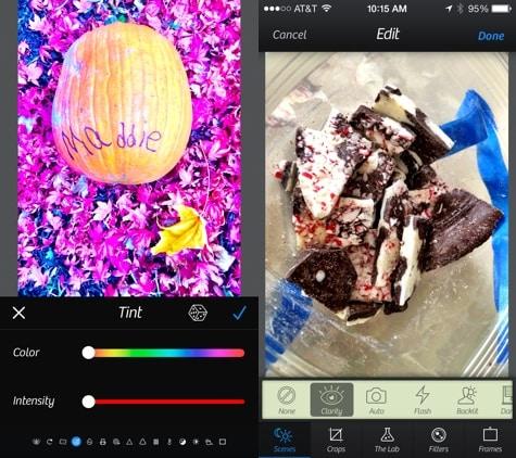 Apps: Angry Birds Rio HD 1.8, Camera+ 5, Disney Animated 1.0.4 + République