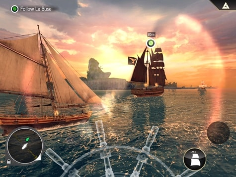 Apps: Assassin's Creed Pirates, Doctor Who: Legacy, Double Dragon Trilogy + Foursquare 7.0