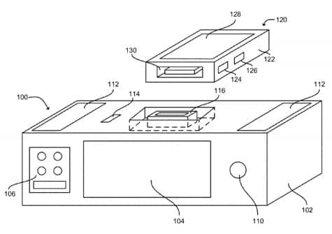 Apple patent reveals 'smart dock' for Siri use