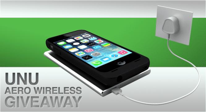 Unu Aero Wireless Giveaway – Winners Announced