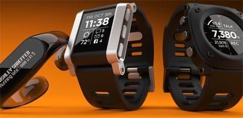 Lunatik intros Lynk smart watch collection