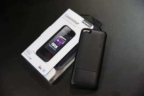 Incipio debuts Cashwrap Mobile Wallet Case