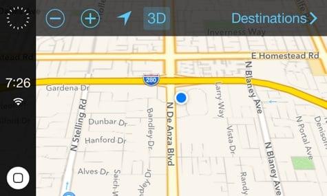 Developer shows pre-release iOS in the Car UI