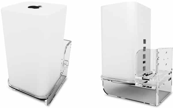 H-Squared Air Mount for AirPort Extreme and Time Capsule