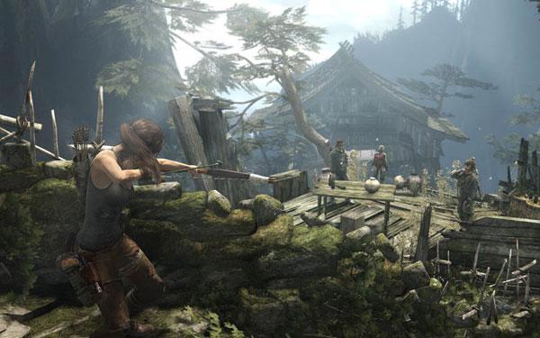 Feral Interactive Tomb Raider